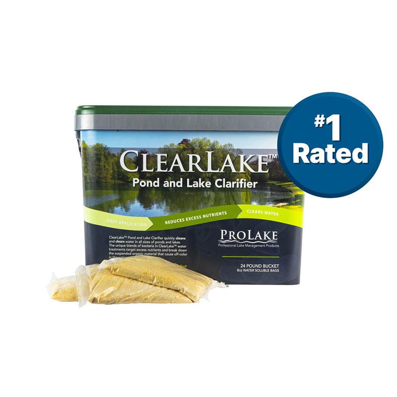 ProLake™ ClearLake™ Pond & Lake Clarifier