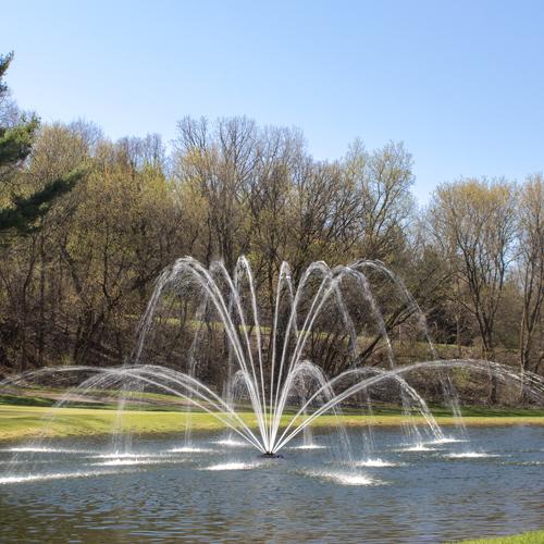 """Magnolia"" Premium Nozzle Kit for J Series 2 – 7-1/2 HP Fountains"